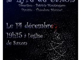 Concert Petit Noël